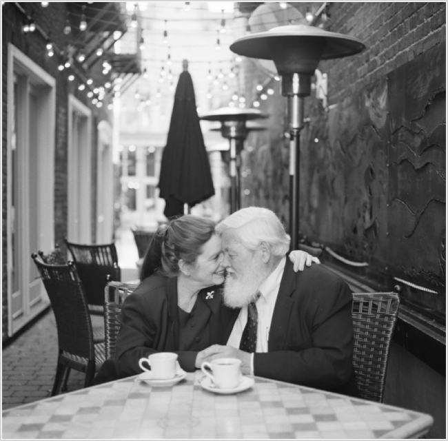 jason keefer photography culpeper washington dc charlottesville fifty year wedding anniversary black and white film medium format