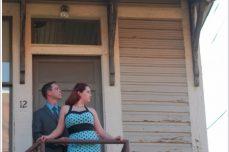 jason keefer photography charlottesville staunton waynesboro wedding photographer engagement portrait cute kitchy pin up