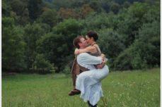 jason keefer photography charlottesville staunton washington dc wedding photographer enagagement portraits steeles tavern farm mountains