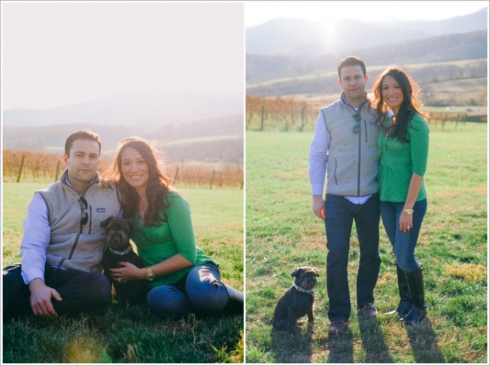jason keefer photography pippin hill farm family portraits brussels griffon vineyard autumn family