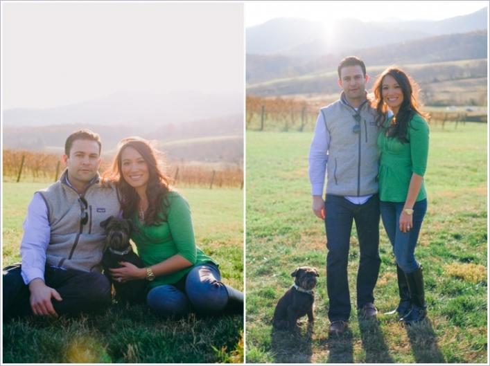 jason keefer photography pippin hill farm family portraits brussels griffon vineyard autumn family