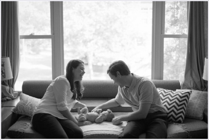 jason keefer photography dc baby family portrait photographer arlington newborn black and white