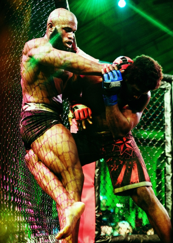 mma mixed martial arts charlottesville va fight night challenge dashawn boatwright mma institute