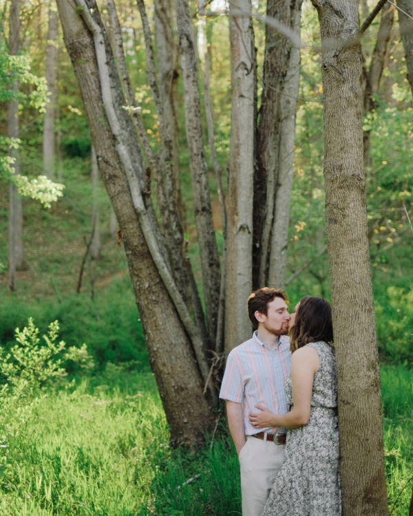 engagement portraits jason keefer photography palmyra fluvanna county pleasant grove park