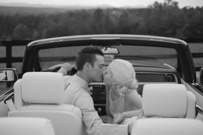 mount ida farm wedding scottsville charlottesville va wedding jason keefer photography black and white bride groom rolls royce