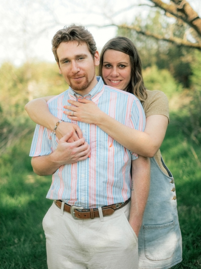 engagement portraits fluvanna county pleasant grove park louisa jason and tammy keefer