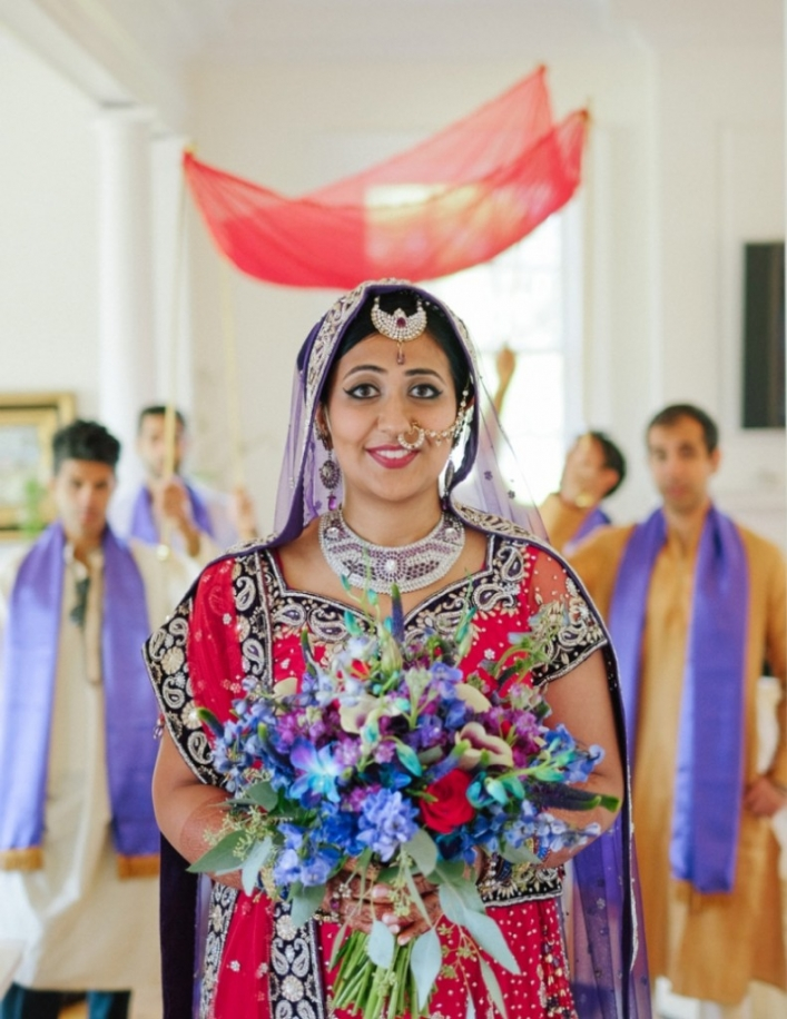 jason keefer photography mount ida farm indian wedding scottsville charlottesville virginia hindu bride