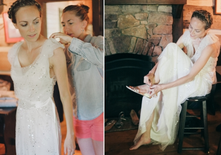 jason keefer photography faber charlottesville delfosse winery wedding bride getting ready