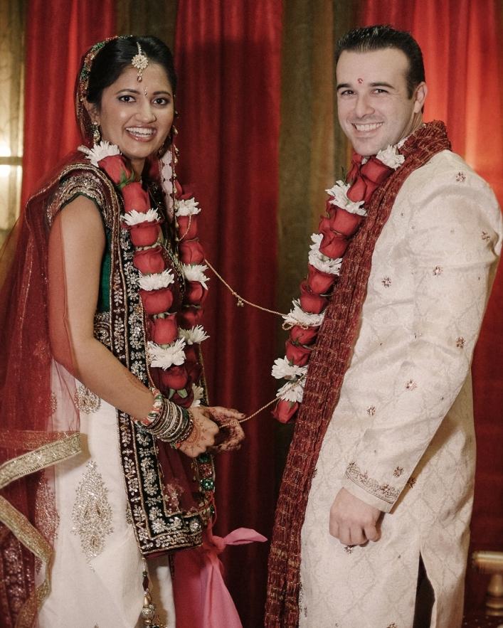Tim and Priya - Wedding - Dec. 6, 2014 - Richmond, VA - Jason Keefer Photography