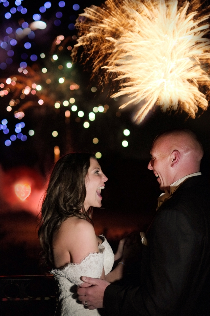jason keefer photography happy new year fireworks wedding