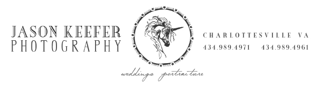 Jason Keefer Photography   Charlottesville VA Wedding Photographer and Family Portraits logo