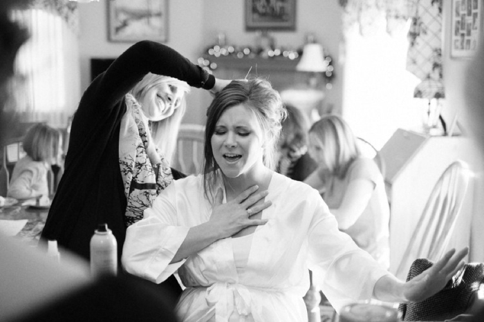 jason keefer photography harrisonburg wedding port republic black and white bride