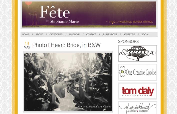 jason keefer photography fete blog by stephanie marie charlottesville wedding bridal portrait
