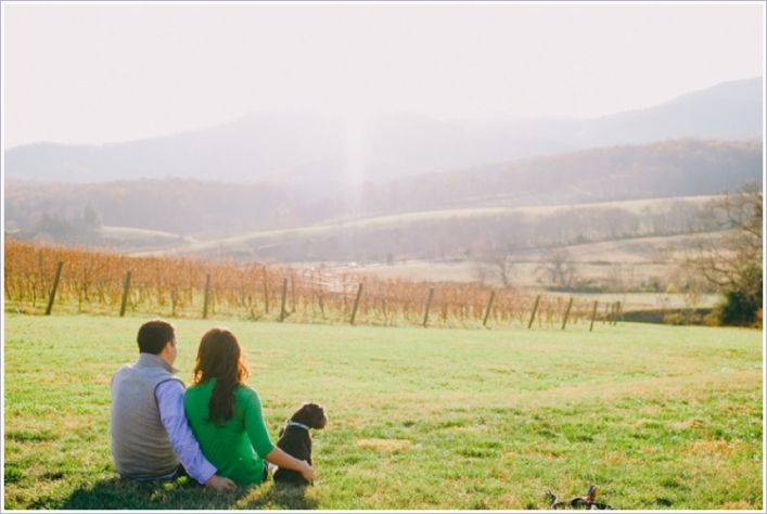 jason keefer photography pippin hill farm family portraits sunset winery mountains