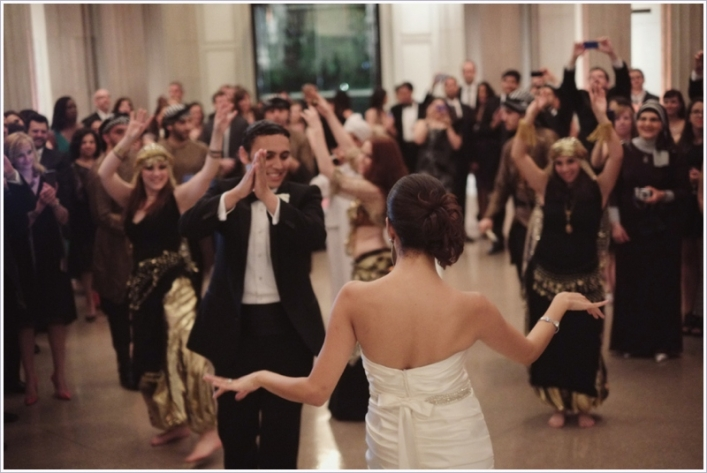 jason keefer photography corcoran museum of art washington dc wedding muslim ceremony belly dancers
