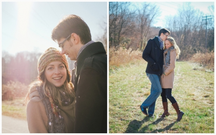 jason keefer photography charlottesville wedding photographer riverview park engagement outdoor winter