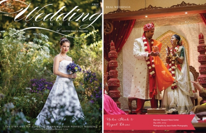 jason keefer photography the wedding planner magazine of hampton roads ripal and neha feature newport news
