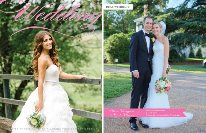 jason keefer photography wedding planner magazine of charlottesville feature rich allie the inn at willow grove
