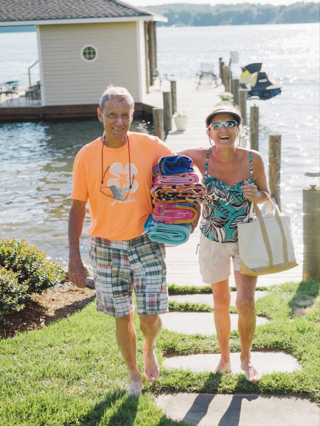 jason keefer photography smith mountain lake virginia family portrait grandparents