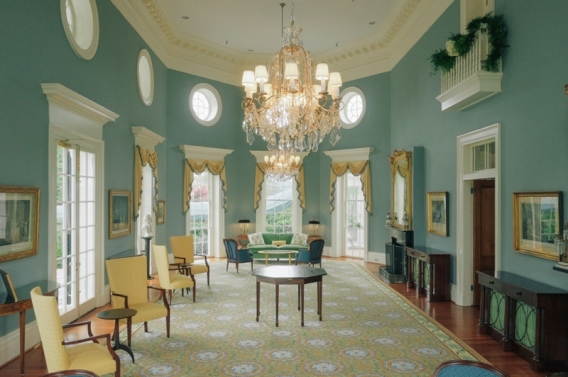 Farmington Country Club  Jefferson Room charlottesville va