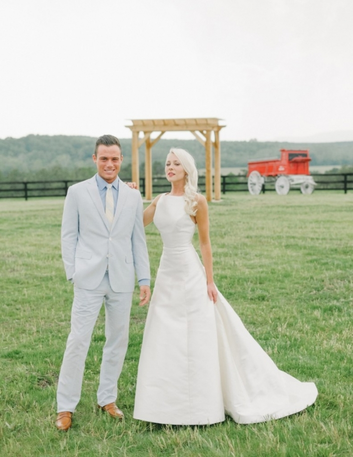 jason keefer photography mount ida farm new mountain view ceremony site scottsville va