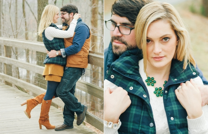 jason keefer photography charlottesville fall engagement kemper park monticello trail romantic